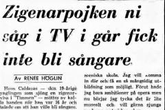Expressen 5 november 1967
