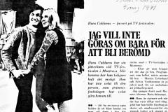 GÄLLER-MIN-VÄRLD-4-maj-1971.-Sylvia-Vrethammar-jag.-